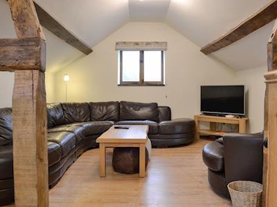 Cosy living room | The Owl House - Tan Y Foel, Llanfihangel, near Llanfyllin
