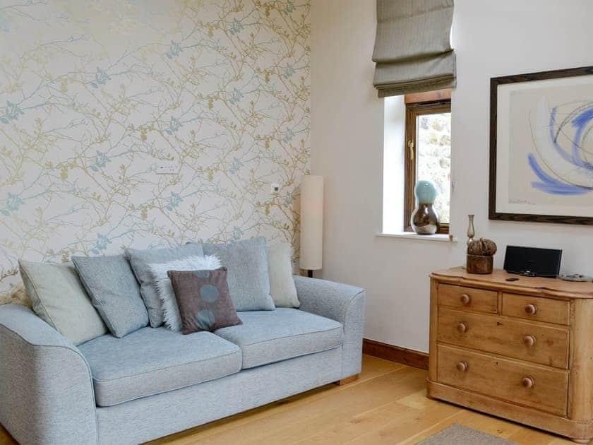Light and airy additional seating area | Bull Barn, Kirkby Malham near Malham