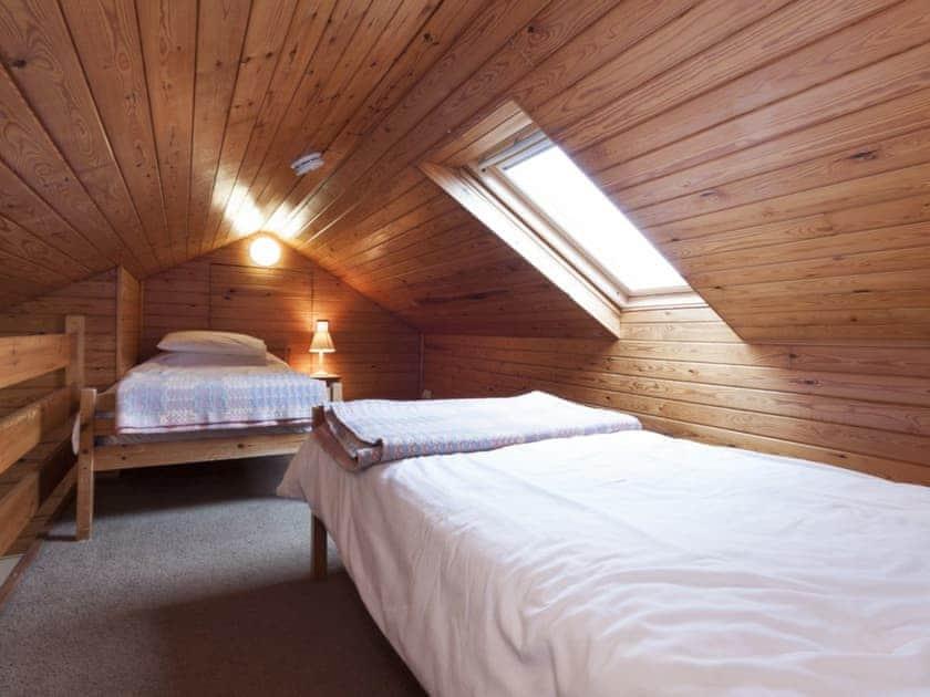 Single bedroom | Spring Shaw, Salcombe
