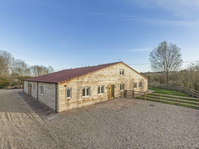 Andersey Farm - Orchard Barn
