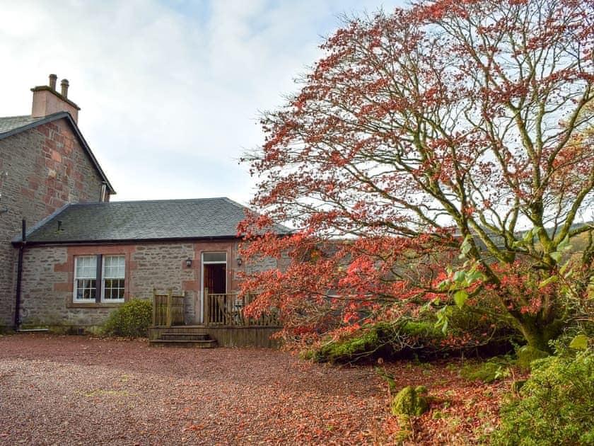 Delightful holiday accommodation   Auchendennan  - Rose Cottage - Auchendennan, Arden, Alexandria