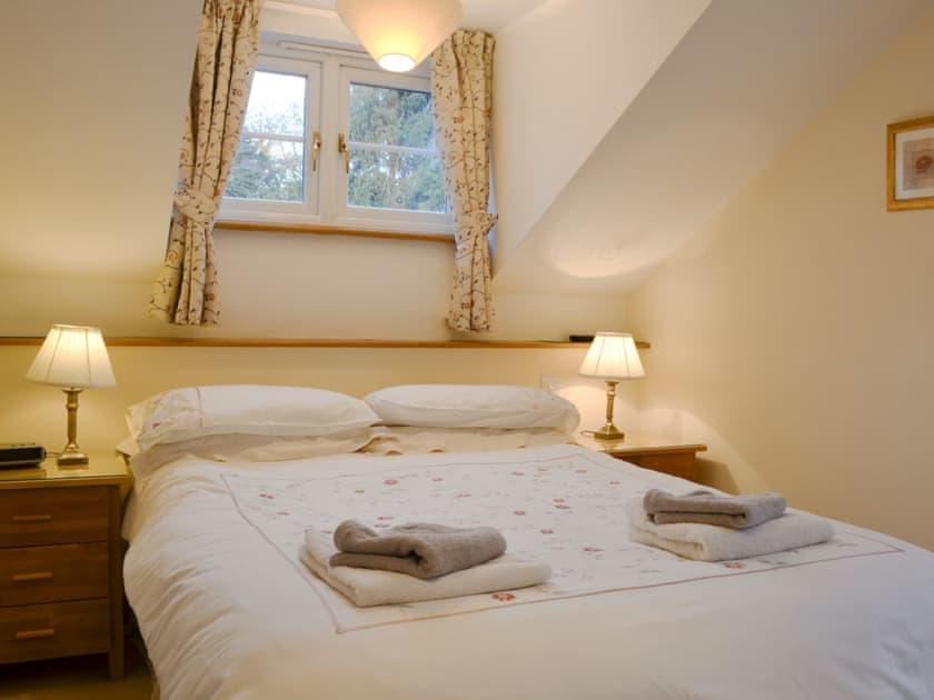 Comfy master bedroom | Wren Cottage , Ross-on-Wye