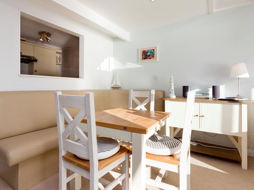 Dining area | Upper Deck, Salcombe