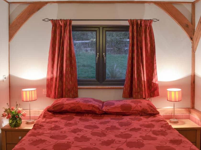 Double bedroom | Boreham Bridge Barn, Ninfield, near Battle