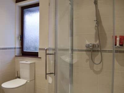 Shower room | Ard Taigh, Fearnan, near Aberfeldy