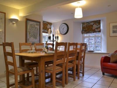 Dining area | Hazeldene, Morland
