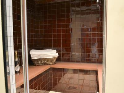 Sauna | Hazeldene, Morland