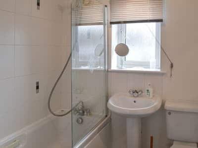 Bathroom | Megstone, Seahouses