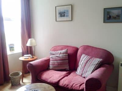 Cosy living room | Ivybank Cottage, Lamlash, Isle of Arran