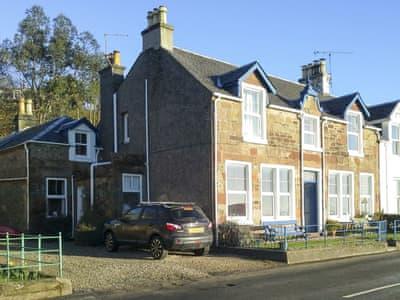 Exterior | Ivybank Cottage, Lamlash, Isle of Arran