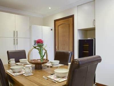 Informal dining area within the kitchen | Ard Taigh, Fearnan, near Aberfeldy