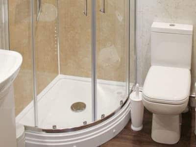 Shower room | Benchmark Cottage, Haworth