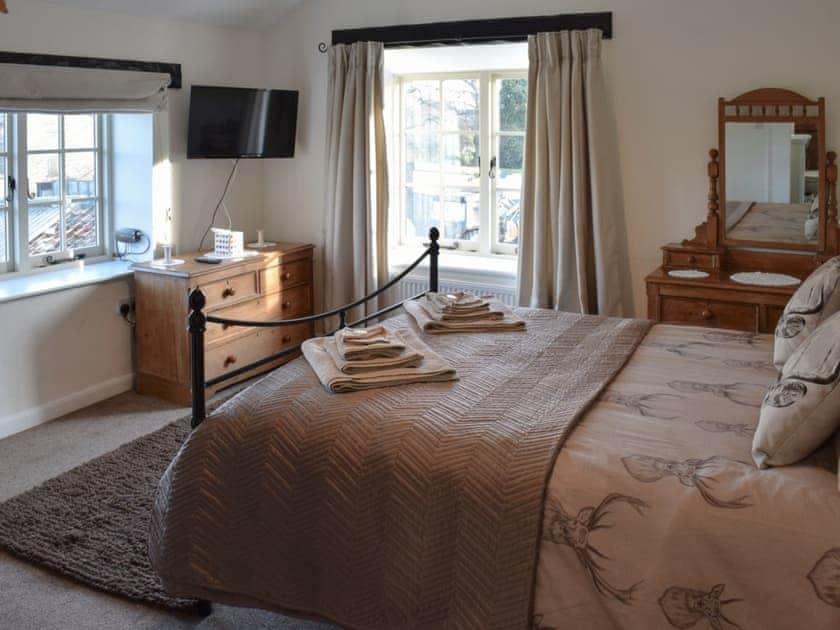 Double bedroom | Yew Tree Cottage, West Ayton, near Scarborough