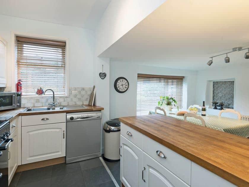 Light and airy kitchen/dining room | Horseshoes House, Saham Toney, near Thetford