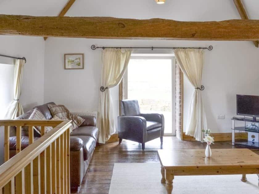 Welcoming living room | The Granary Barn - Ash Farm Barns, North Willingham, near Market Rasen