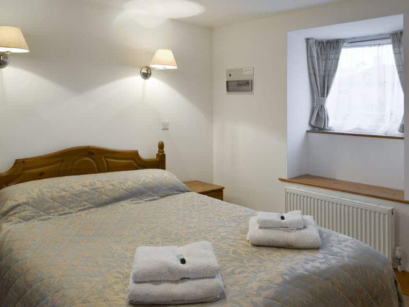 Comfortable double bedroom | Ash Farm Barns - The Bridles  - Ash Farm Barns, North Willingham, near Market Rasen