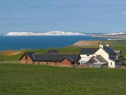 Purbeck View, Chale Bay Farm