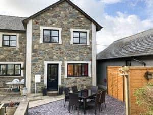 Penrhiw Pistyll Cottages - Anrhegfan