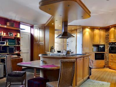 Kitchen | Albion House, Castle Douglas