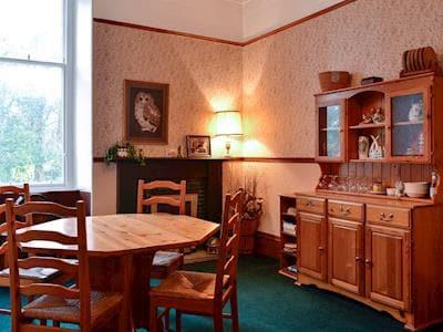 Dining room | Albion House, Castle Douglas