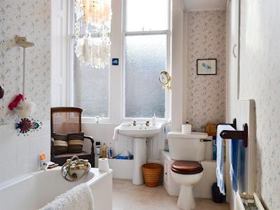 Bathroom | Albion House, Castle Douglas