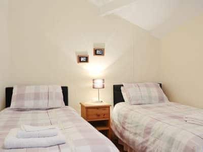 Twin bedroom | Bridge House, Threlkeld