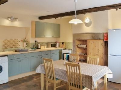 Kitchen/diner | Kiln Hill Cottage, Bassenthwaite, nr. Keswick