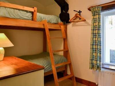 Charming bunk bedded room | Osprey Cottage, Bassenthwaite