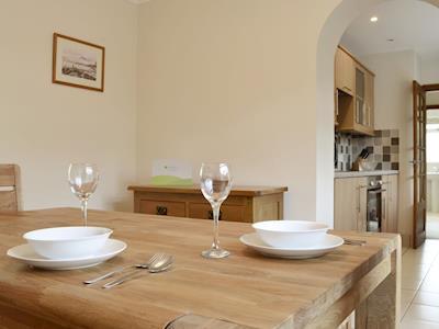 Dining Area | Moss Cote, Slack Head, near Milnthorpe