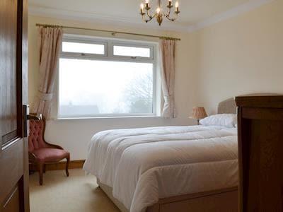 Double bedroom | Moss Cote, Slack Head, near Milnthorpe