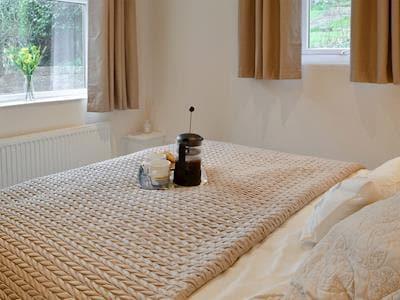Comfy double bedroom | Beachside, Filey