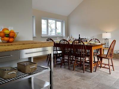Dining area | Herdman's Hideaway, Ffrwdgrech, near Brecon