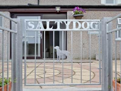 Exterior | Salty Dog, Findochty, near Buckie
