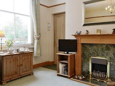 Welcoming living room | Croft Corner - Croft House Cottages, Applethwaite, near Keswick