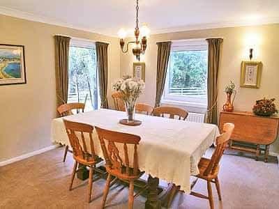 Dining room | Ardabnaign, Kilchrenan, nr. Taynuilt