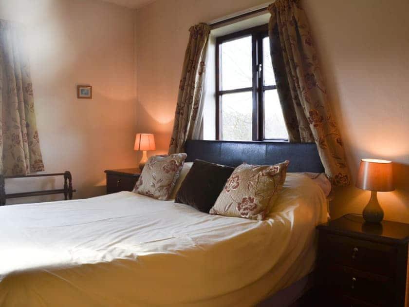 Double bedroom | Lower Dinchope Big Barn, Lower Dinchope