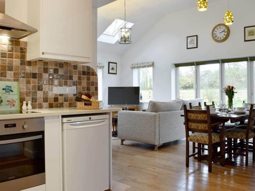Attractive open plan living space | Stubb Oak, Colwall, near Malvern