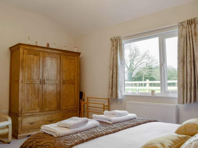 Relaxing double bedroom | Stubb Oak, Colwall, near Malvern