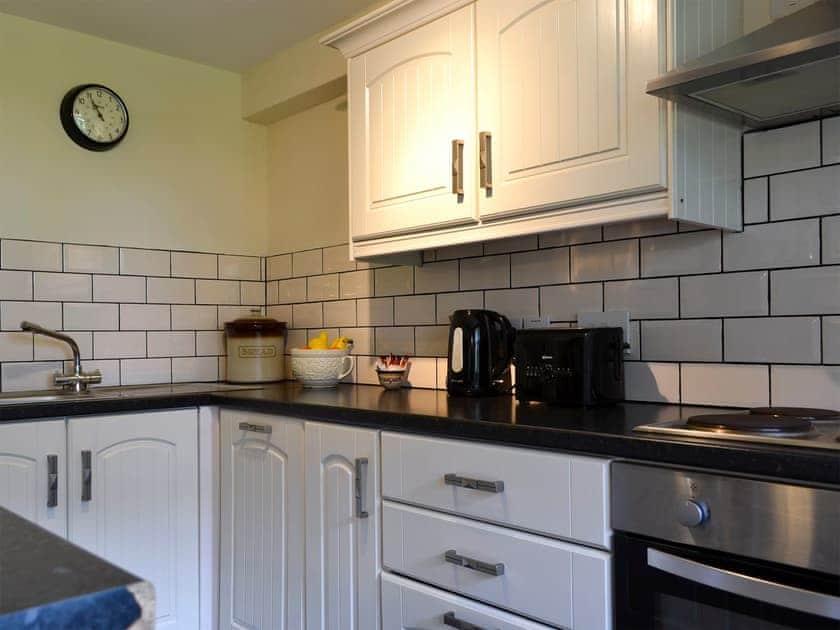 Kitchen area | Kite 1 - Cwm Chwefru Cottages, Newbridge-on-Wye, near Builth Wells