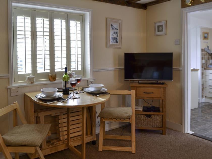 Dining area | Garden Cottage, Rottingdean, near Brighton