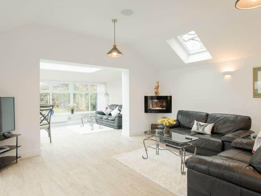Spacious living area | Bay Cottage, Boughton, near Downham Market