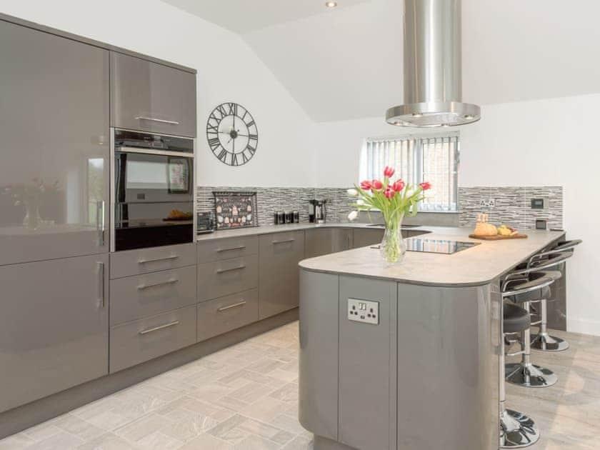 Attractive kitchen | Bay Cottage, Boughton, near Downham Market