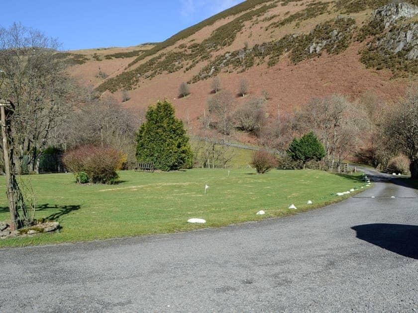 View | Robin's Retreat - Cwm Chwefru Cottages, Newbridge-on-Wye, near Builth Wells