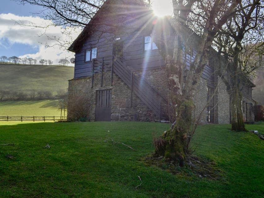 Exterior | Magpie - Cwm Chwefru Cottages, Newbridge-on-Wye, near Builth Wells