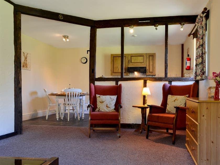 Living area | Magpie - Cwm Chwefru Cottages, Newbridge-on-Wye, near Builth Wells