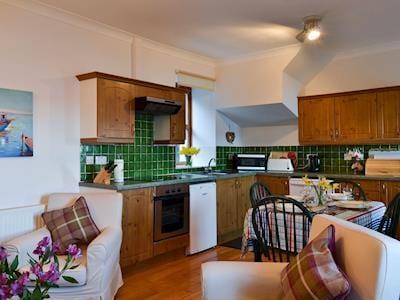 Kitchen area | Aros, Glaick, Balmacara, Kyle