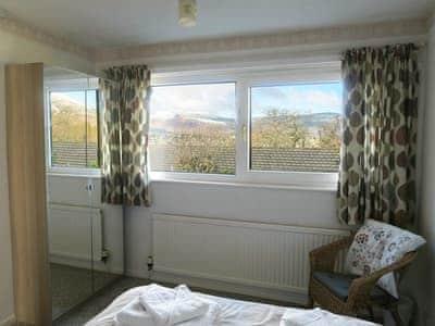 Double bedroom with wonderful views | Peel Wyke, Keswick