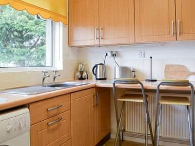 Lovely kitchen with breakfast bar | Haystacks, Keswick