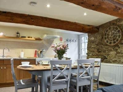 Kitchen & dining area | Beck View, West Burton, near Leyburn