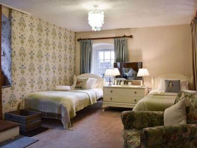 Twin bedroom | Beck View, West Burton, near Leyburn